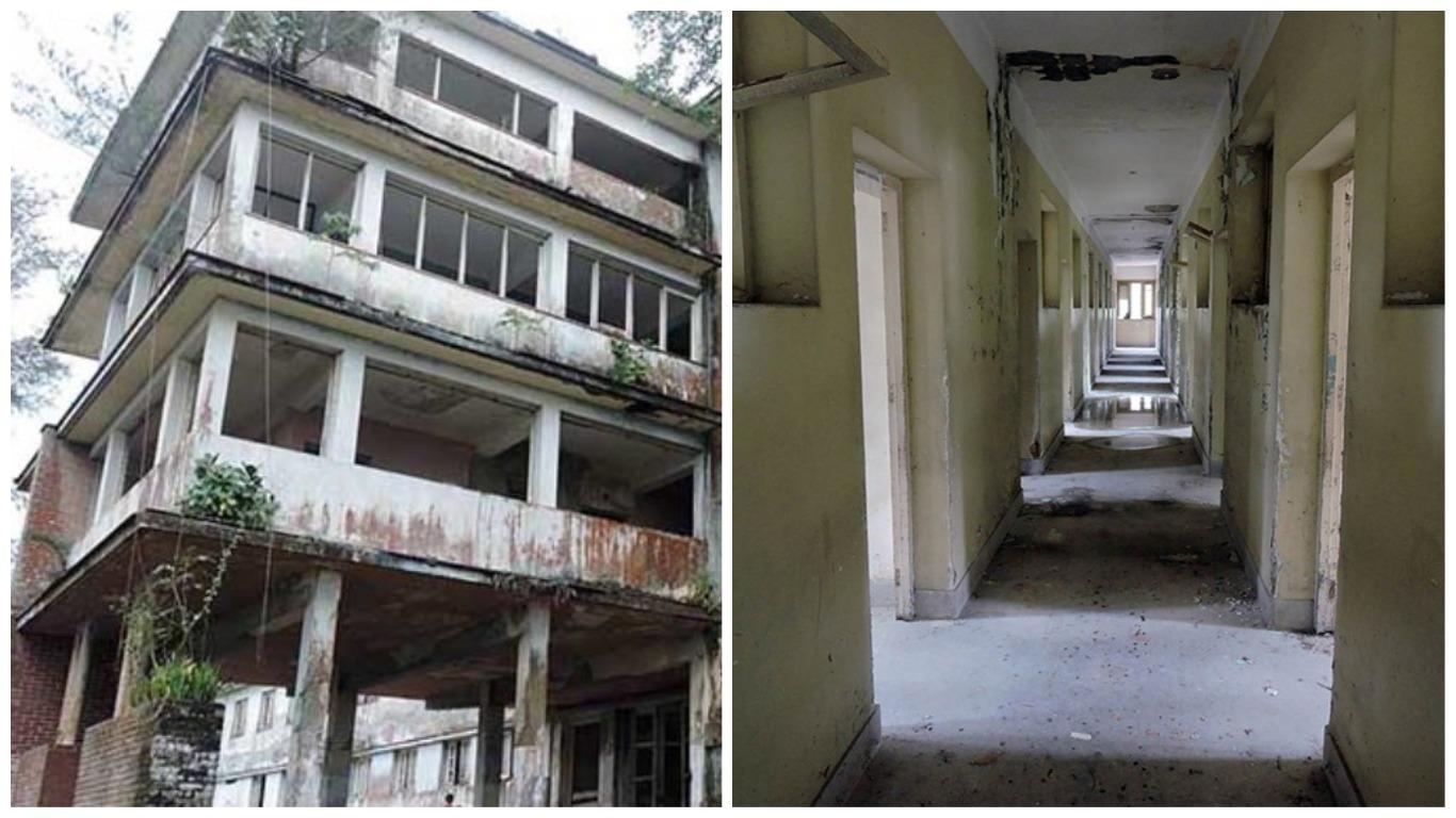 Hospital de Guanito, el manicomio embrujado en las montañas de Pinar del Río
