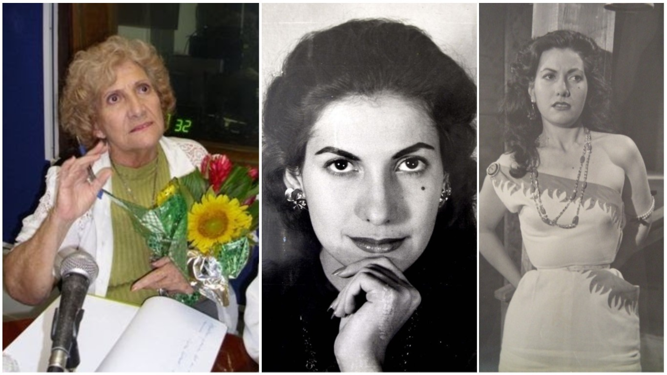 Fallece en La Habana, a los 84 años de edad, la popular y reconocida actriz Aurora Pita
