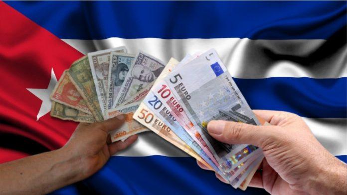 ¿Es el euro ya la nueva moneda dura en el mercado informal en Cuba?